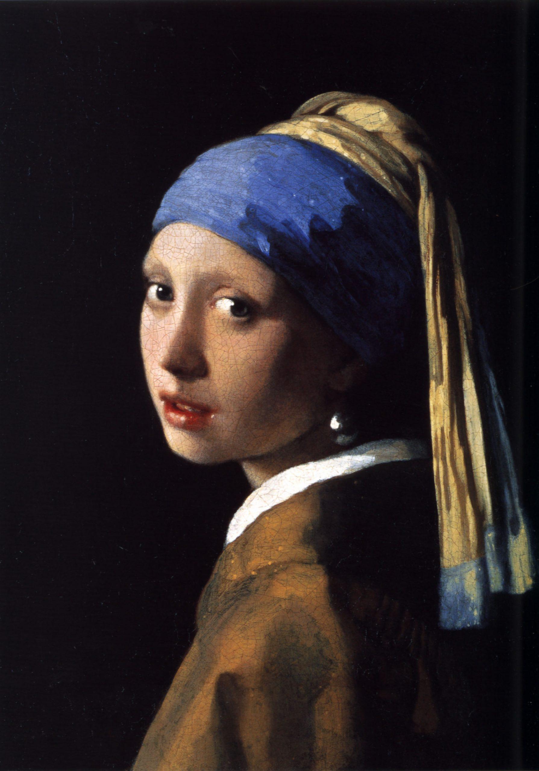 Fata cu cercel de perlă,  de Tracy Chevalier