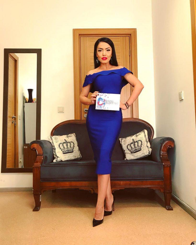 Șefii de la Kanal D i-au mărit salariul Andreei Mantea. Câți bani încasează acum prezentatoarea de la Puterea Dragostei